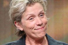 "If you're a 57 year-old Hollywood actress, actually looking your age can be viewed as a ""subversive act"". Frances McDormand says cosmetic surgery is ""mutation""..."