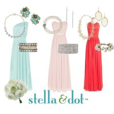 Summer Bridesmaid Style with Stella & Dot