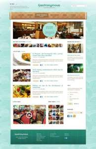 Another alternative way to create a WordPress theme beside using a ready made html template is to use the free PSD website templates.