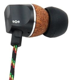 House of Marley Zion Earbuds - Men's (Midnight) by The House of Marley, http://www.amazon.com/dp/B005FO2CC0/ref=cm_sw_r_pi_dp_wvA5qb18QW00K