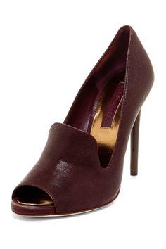 High Heel Loafer