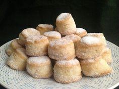 Aprende a elaborar Mantecados Mantecaditos, Cooking Cake, Tea Time, Tapas, Cookie Recipes, Biscuits, Muffin, Food And Drink, Donuts