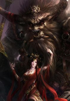 Artist only known as GCMM who is doing the art for the card game Legend of the Cryptids