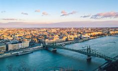 Visiting Budapest in winter is something special. Not only is it cheaper but you'll find Budapest to be a magical city covered in white and very much alive. Cheap European Destinations, Visit Budapest, Visit Croatia, Visit France, Cheap Travel, Capital City, European Travel, Walking Tour, Places To Visit