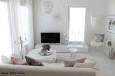 Home White Home: Olohuoneen kepeä kevät