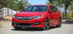 Honda Accord 2016 front