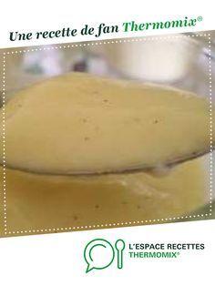 Crème façon danette vanille par Damy. Une recette de fan à retrouver dans la catégorie Desserts & Confiseries sur www.espace-recettes.fr, de Thermomix®. Creme Dessert Thermomix, Thermomix Desserts, Meringue Desserts, Ww Desserts, Creme Dessert Vanille, Desserts Printemps, Creme Brulee, Mousse, Yogurt
