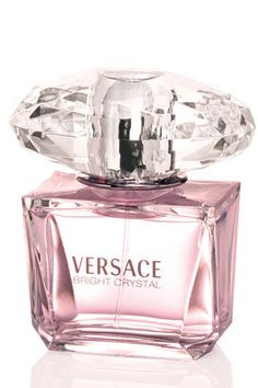 Bright Crystal for Women Eau de Toilette Spray perfume by Versace was inspired by a mixture of Donatella Versace's favorite floral fragrances. Perfumes Versace, Hermes Perfume, Versace Versace, Versace Fragrance, Versace Watches, Gianni Versace, Best Perfume, Sephora, Perfume Collection