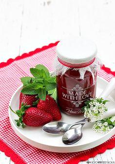 Erdbeer Rhabarber-Marmelade