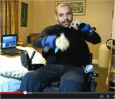 If you're serious about getting in shape, check out these intense wheelchair exercise videos created by tough-willed people with a spinal cord injury.