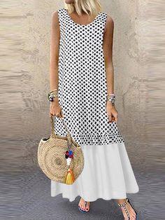 Casual Dresses, Fashion Dresses, Summer Dresses, Hijab Fashion, Vetement Fashion, Dresses Online, Short Sleeve Dresses, Sleeveless Dresses, Plus Size