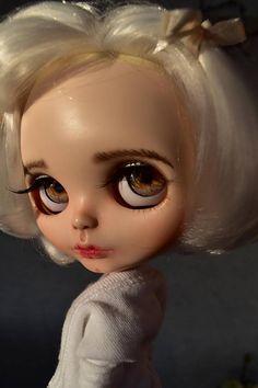 OOAK Blythe doll Olivia Custom art blythe doll by
