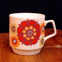 Retro Art, Modernism, Horn, Porcelain, Mugs, Tableware, Modern Architecture, Porcelain Ceramics, Dinnerware