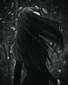 mystère en noir et blanc