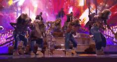 Pin for Later: These Are the 2015 American Music Awards J Lo Moments You Need to See When She Blew Our Minds With This Bootylicious Show Opener of This Year's Hottest Songs . . .