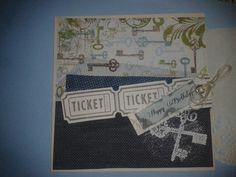 Ticket - happy Birthday