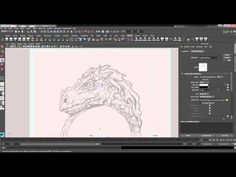 3D Printing tutorial: Model a ring in ZBrush, Part 1 - YouTube