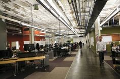 Very interesting read on open-offices. The open-office trend is destroying the workplace. - The Washington Post Open Office, Open Concept Office, Office Plan, Office Spaces, Workplace Design, Employee Engagement, The Washington Post, How To Get, How To Plan