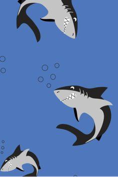 JNY Jersey Haaien blauw biotricot Larry Shark rekbaar Jersey, Larry, Shark, Kids, Movies, Movie Posters, Tricot, Young Children, Boys