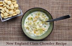 New England Clam Cho