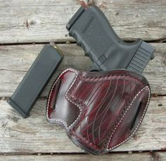 Bruce Gibson Design - Belts, Bags, Custom Leather, Gunleather, and Cowboy Gear Bullwhips 1911 Leather Holster, Iwb Holster, Custom Glock 19, Custom Holsters, Cowboy Gear, Thing 1, Leather Projects, Custom Leather, Leather Working