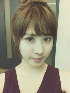 Girls' Generation's Seohyun uploads charming selca ~ Latest K-pop News - K-pop News | Daily K Pop News