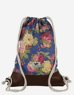 Freibeutler - Gym Bag flower