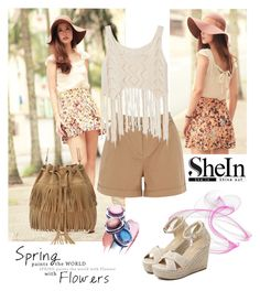 """""""Shein 6"""" by aida-1999 ❤ liked on Polyvore featuring Oasis"""