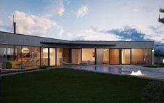 Návrh rodinných domů   YpsilonAPEX ARCH s.r.o.