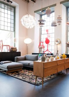 Beautiful interior pieces @ Strand West, Oudegracht Utrecht (same street as the Mary K Hotel!)