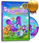 The GiggleBellies Musical Adventures DVD Volume 1
