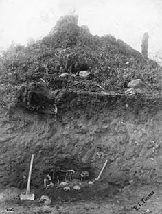 Nephilim Chronicles: Giant Human Skeletons: Giant Nephilim Skull Found with a Double Row of Teeth Near Syracuse, New York