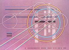 '80s artwork by Martin Schreiber