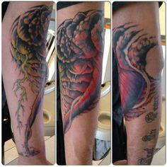 Tornado tattoo