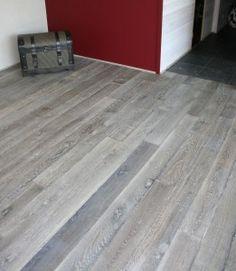 Nice grey floor boards