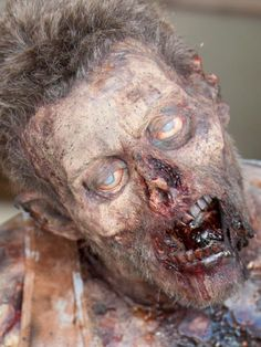 AMC`s The Walking Dead Season 3 Walker that almost got Merle