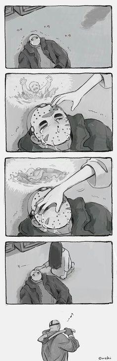 Sadako X Jason Voorhees
