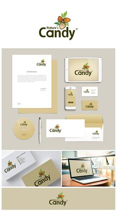 Nature's Candy Branding