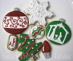 Christmas Cookies for boutique