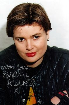 Sophie Aldred by CWMc, via Flickr