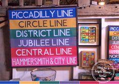 London Tube Lines