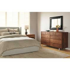 Whitney Dressers - Dressers - Bedroom - Room & Board
