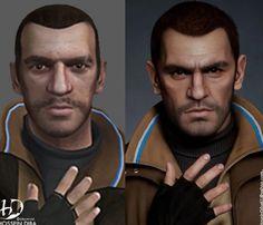 San Andreas, Gta Funny, Carl Johnson, Grand Theft Auto Games, Gta 4, Avatar, Rockstar Games, Looks Cool, Game Character
