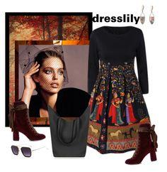 """www.dresslily.com"" by carola-corana ❤ liked on Polyvore featuring Chloé"