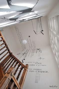 Mel et Kio - Escalier de l'ange
