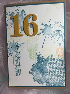 Inside Books We Love: Birthday Card for a Teenage Boy - by Cheryl Wright...