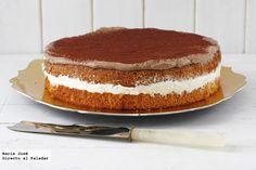 Tarta de San Prudencio British Bake Off Recipes, Food N, Paella, Cake Pops, Italian Recipes, Delicious Desserts, Lasagna, Cake Recipes, Baking