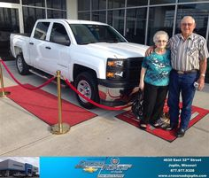 Congratulations to Tom Daniel on your #Silverado  purchase from Colton Jones at Crossroads Chevrolet Cadillac! #NewCar