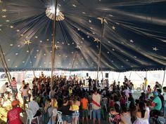 A partir do mês de agosto, o projeto Circo de Todas as Artes vai desenvolver uma programação prevista para acontecer no último domingo de cada mês, em diferentes bairros da cidade.