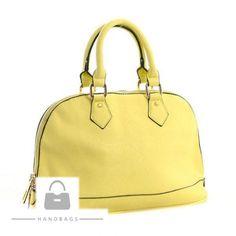 Kabelka AW-461908-117 farba: žltá | KABELKY-SHOP.SK